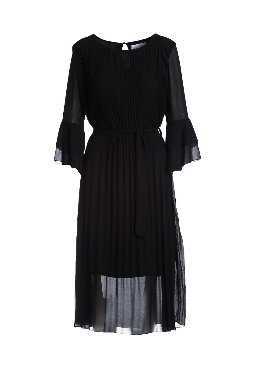 Czarna Sukienka Banksia