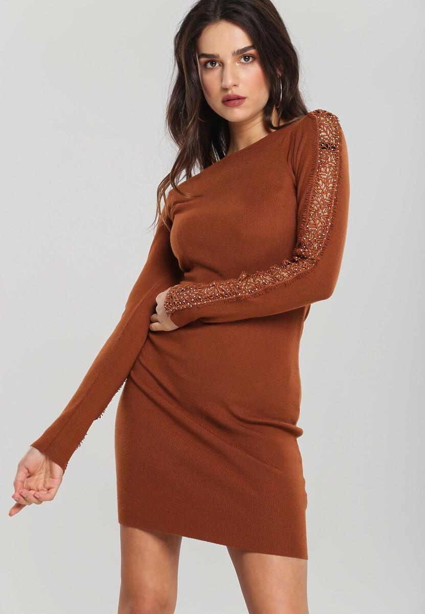 Brązowa Sukienka Johnsonville Kod produktu: 105938