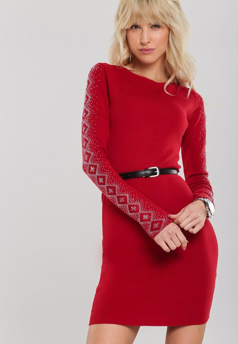 Czerwona Sukienka Kearns Kod produktu: 106052