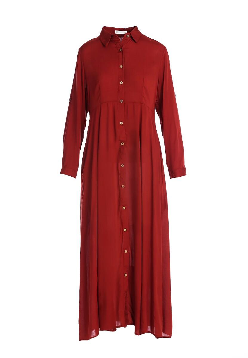 Czerwona Sukienka Samba