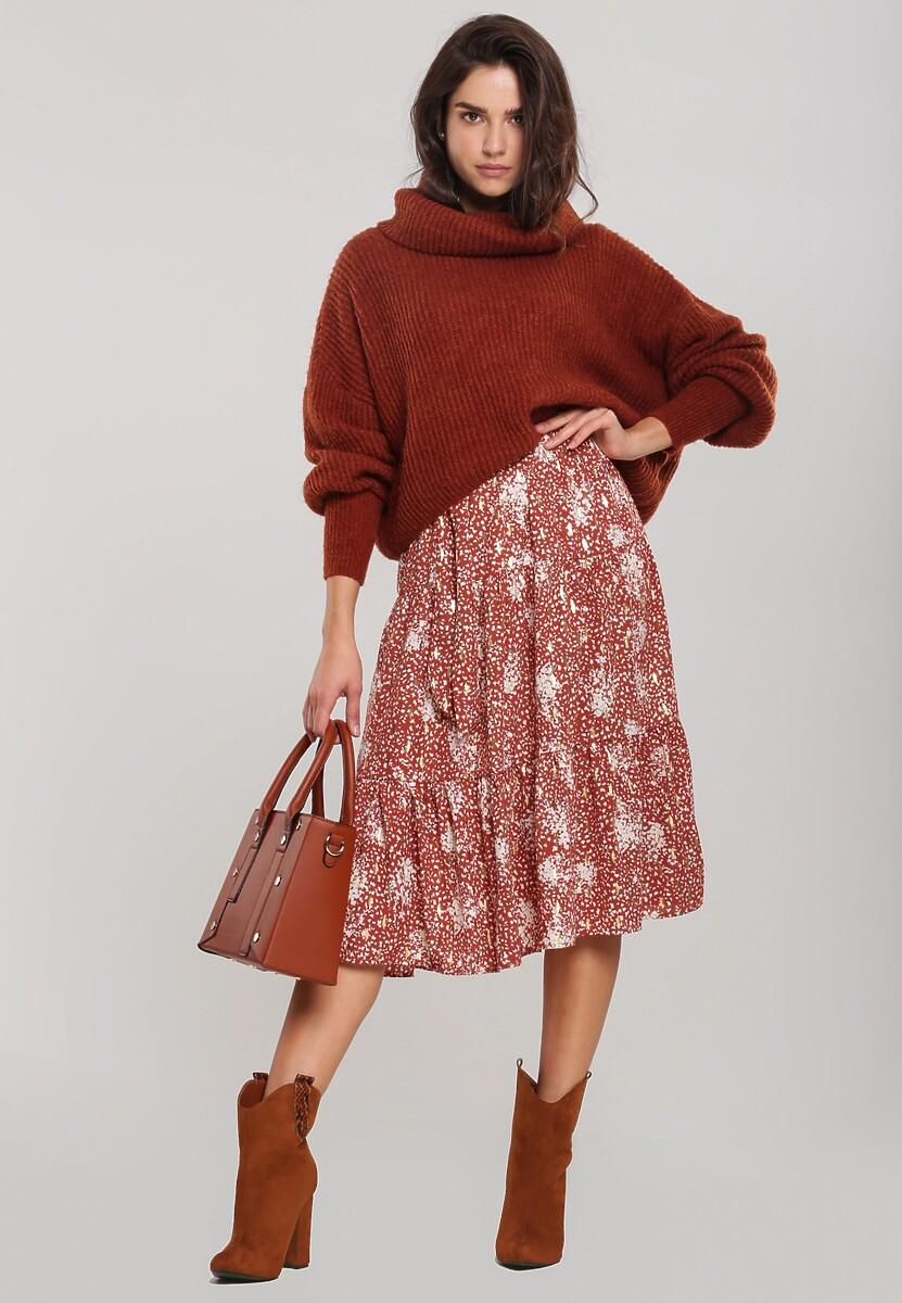Czerwona Sukienka Fannie