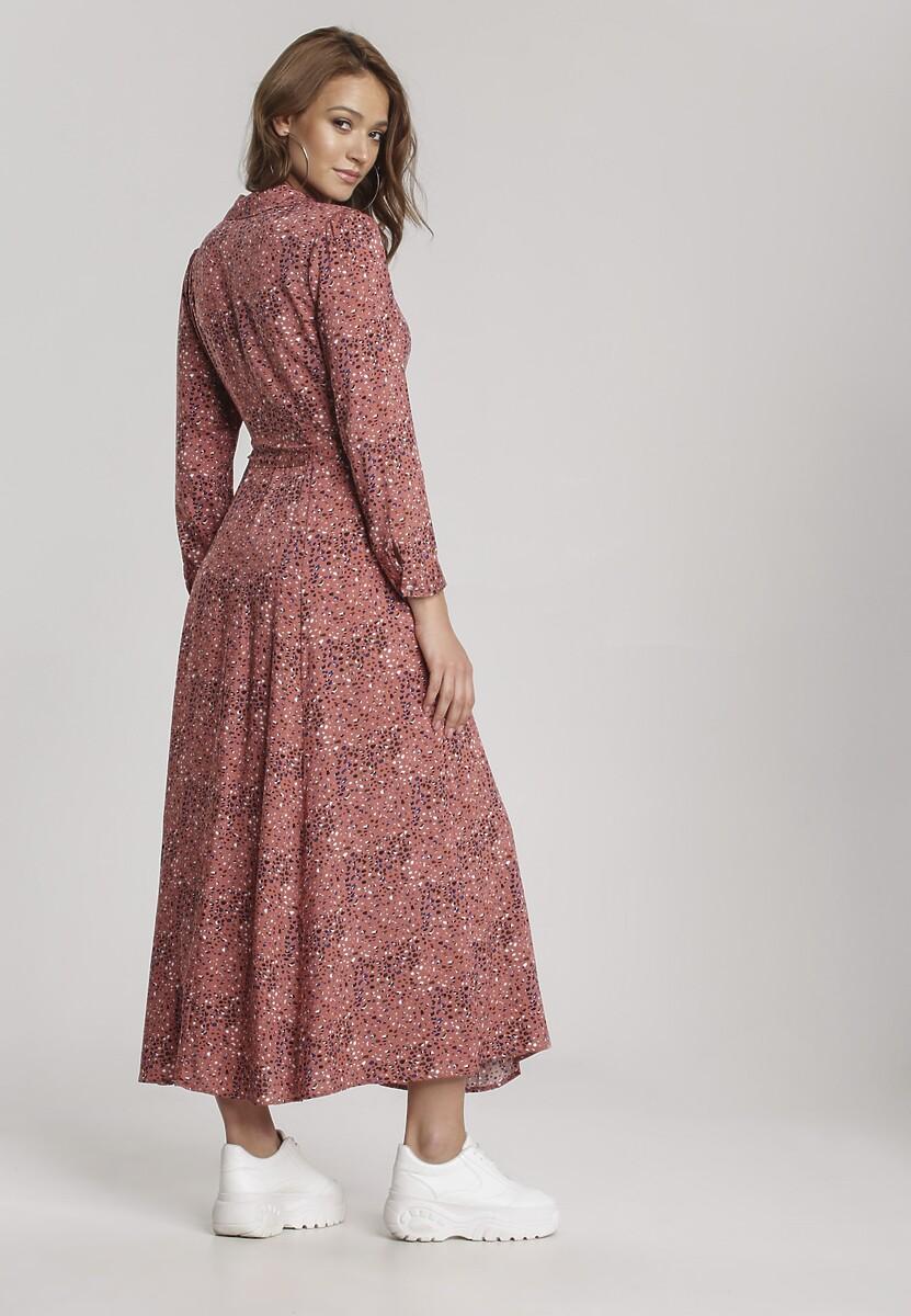 Różowa Sukienka Gillieston