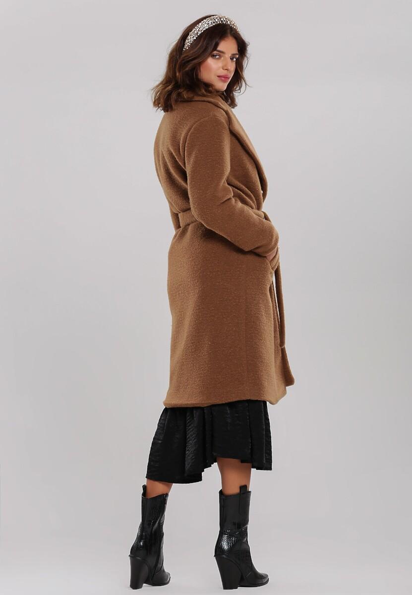 Brązowy Płaszcz Kedron