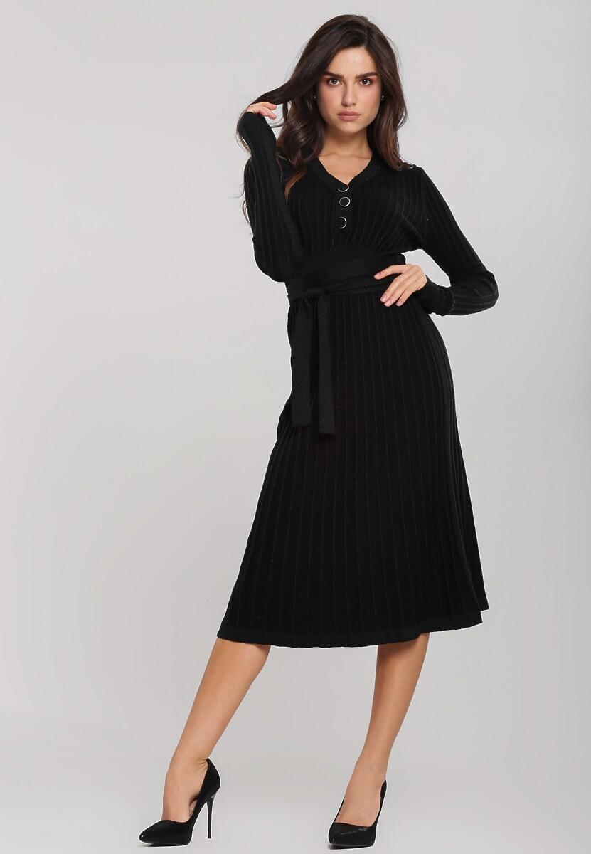 Czarna Sukienka Brendale Kod produktu: 106809