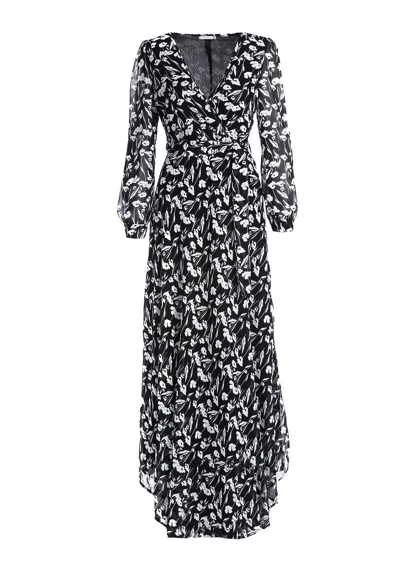 Czarna Sukienka Curramore