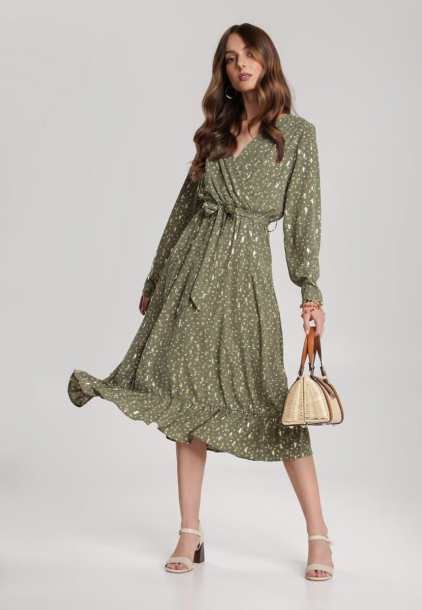 Zielona Sukienka Mysnilla