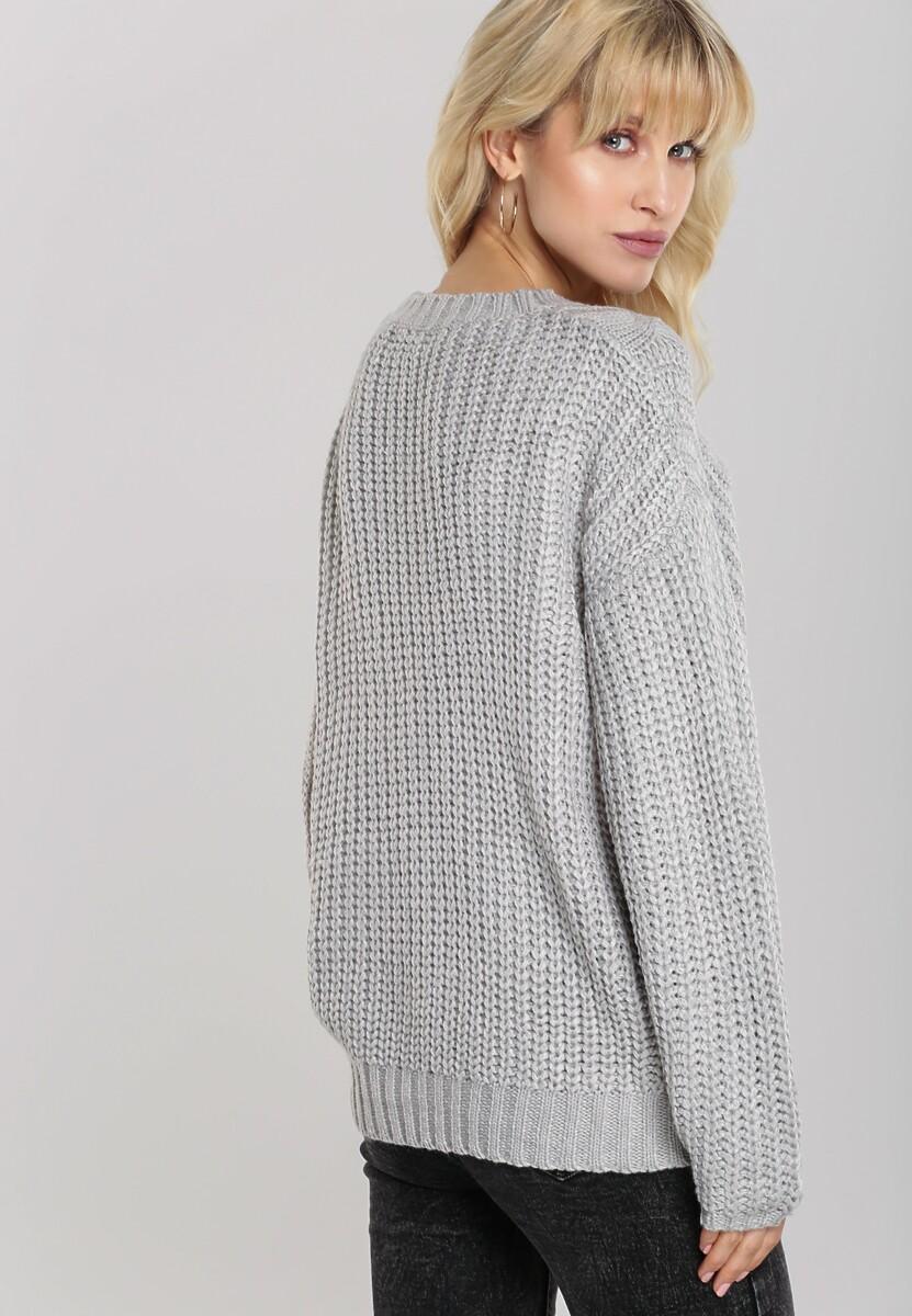 Szary Sweter Bernia