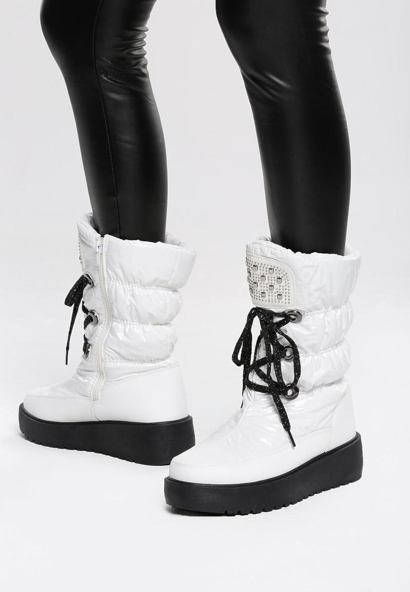 Białe Śniegowce Waterville