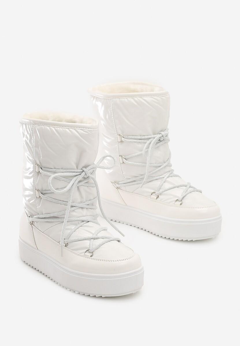 Białe Śniegowce Bridesburg