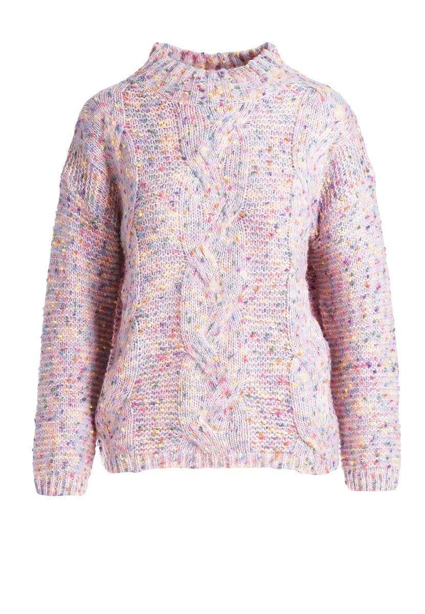Różowy Sweter Ballybrack