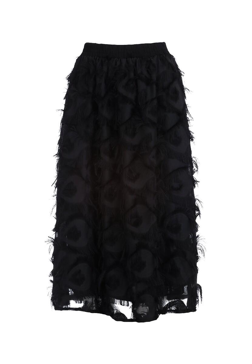 Czarna Spódnica Tarrant