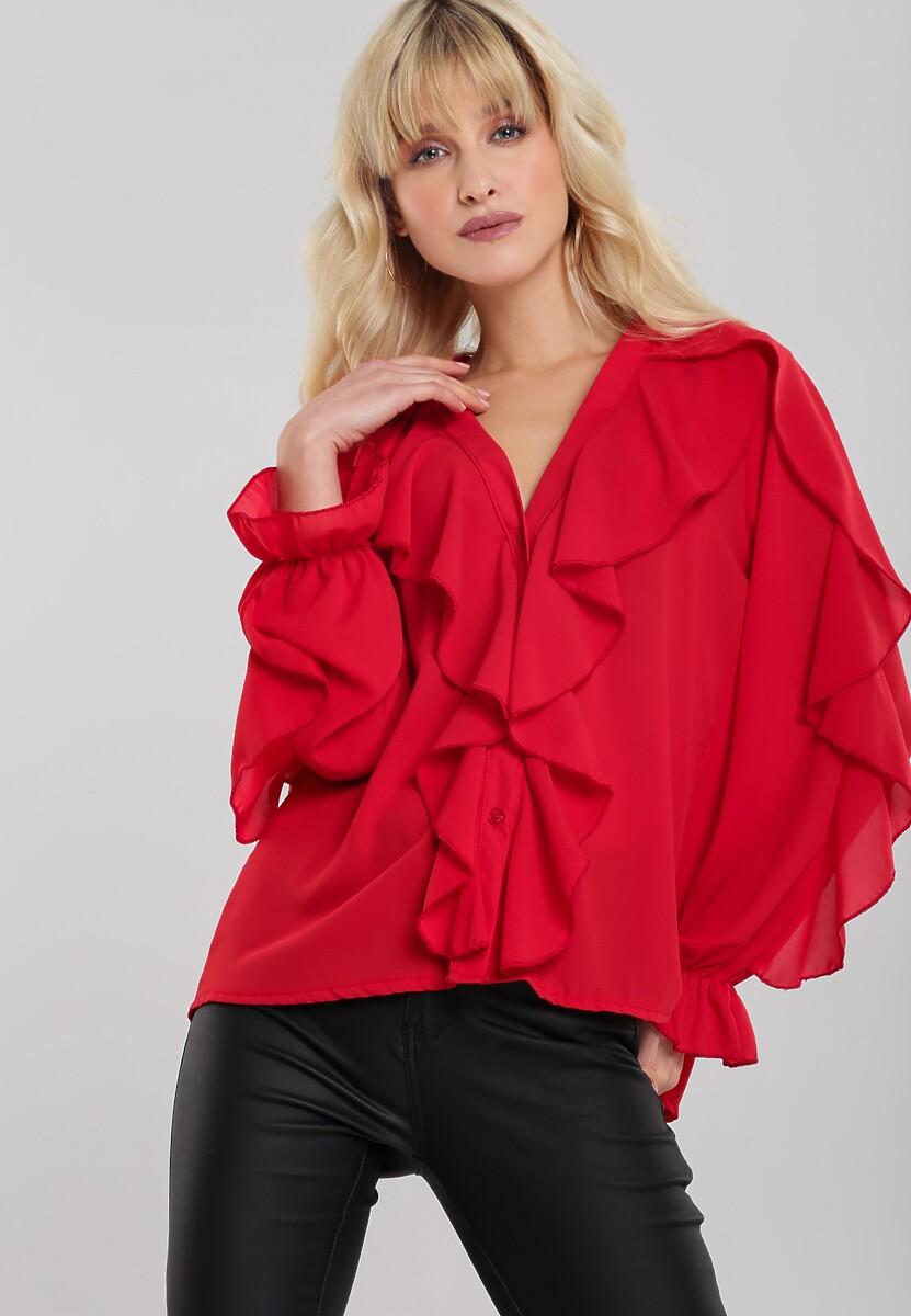 Czerwona Koszula Lilburn