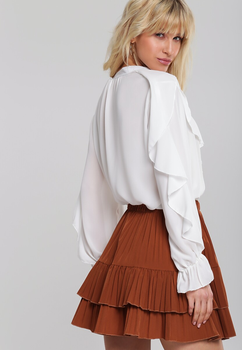 Biała Koszula Lilburn