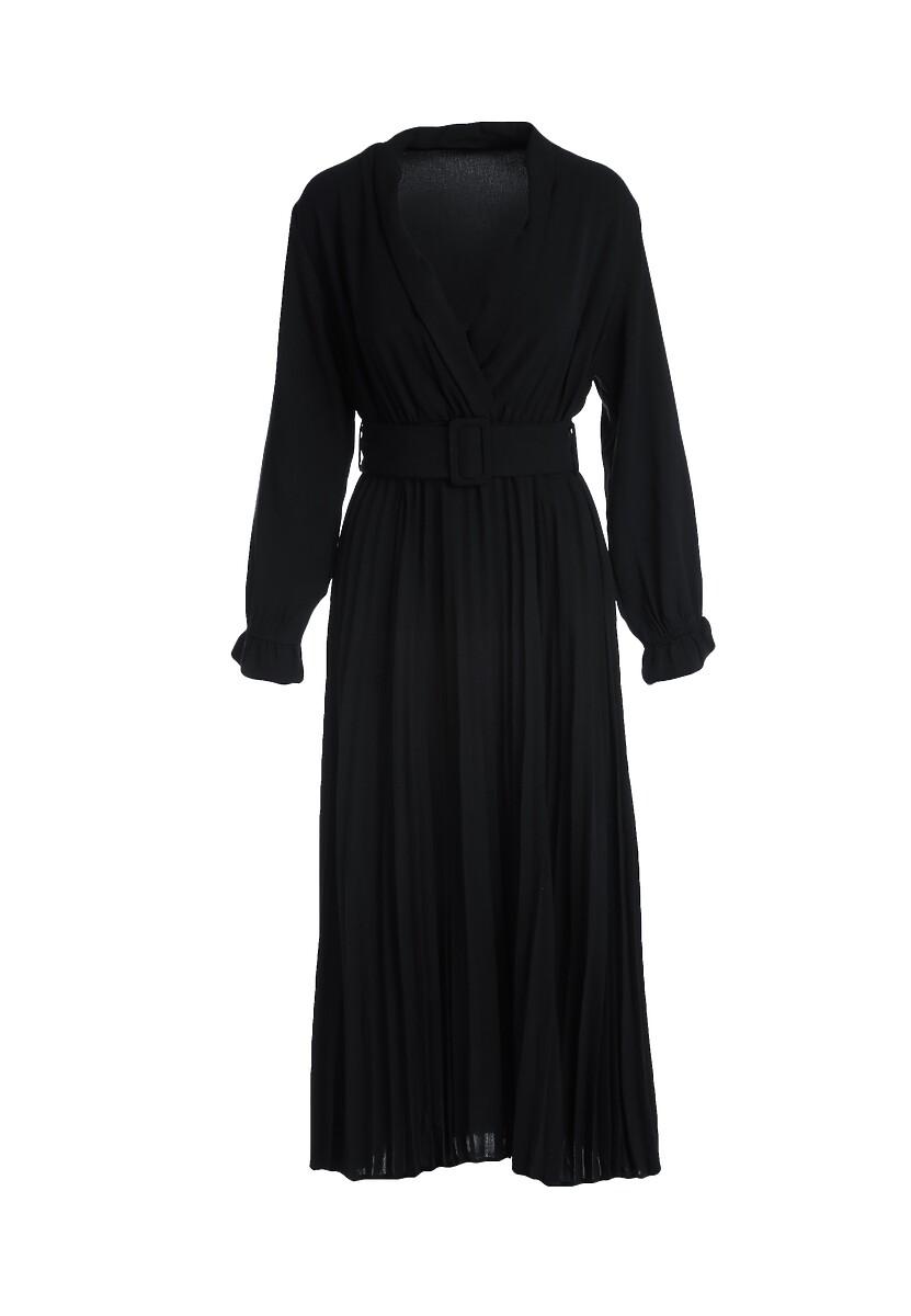 Czarna Sukienka Collins View