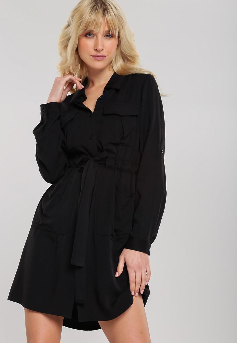 Czarna Sukienka Homestead