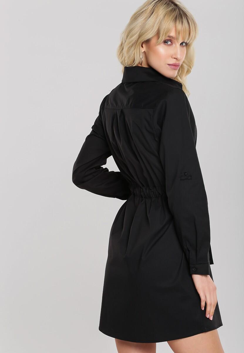 Czarna Sukienka Bellicent