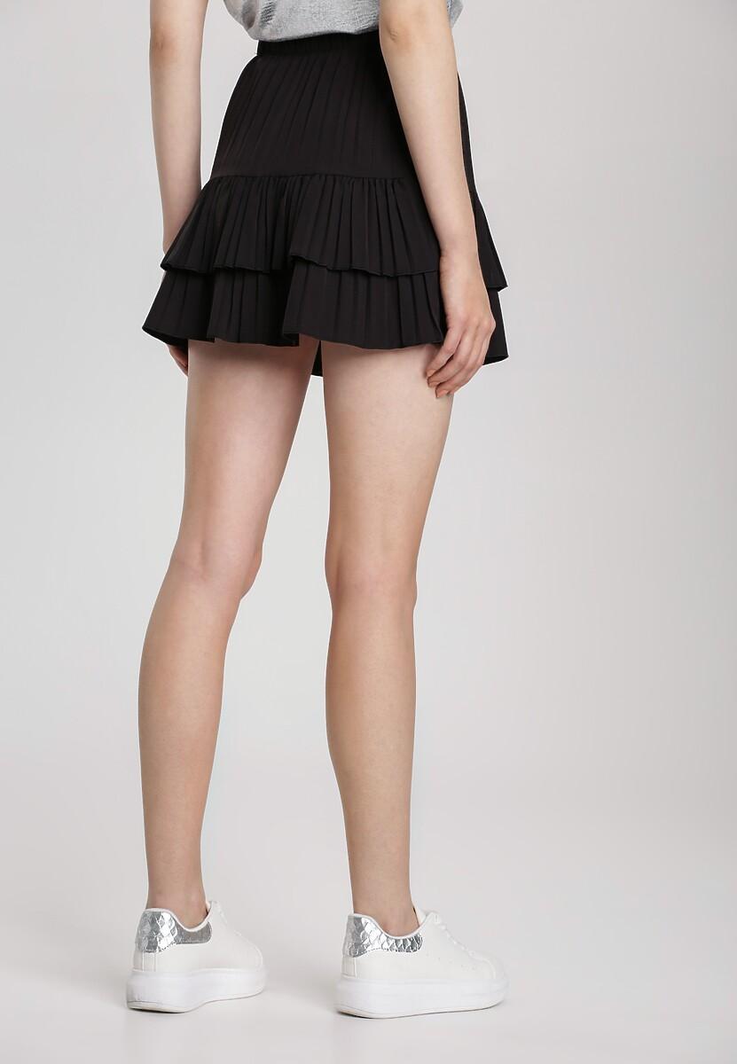 Czarna Spódnica Roseway