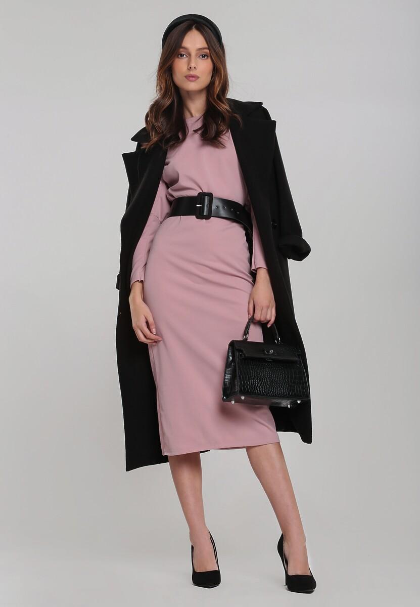 Różowa Sukienka Whatcom