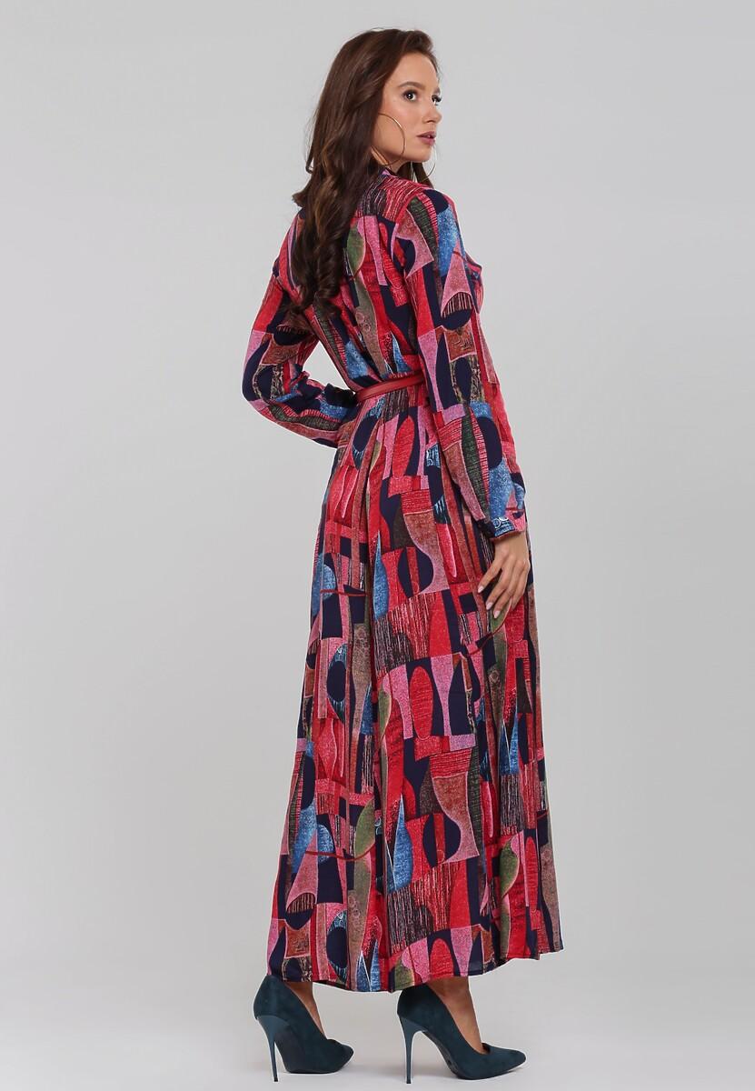 Różowa Sukienka Carlow