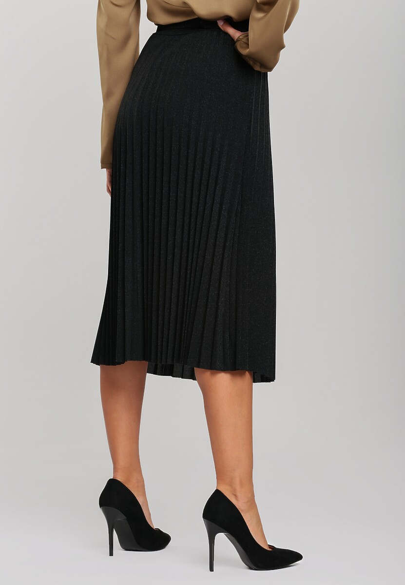 Czarna Spódnica Gallista