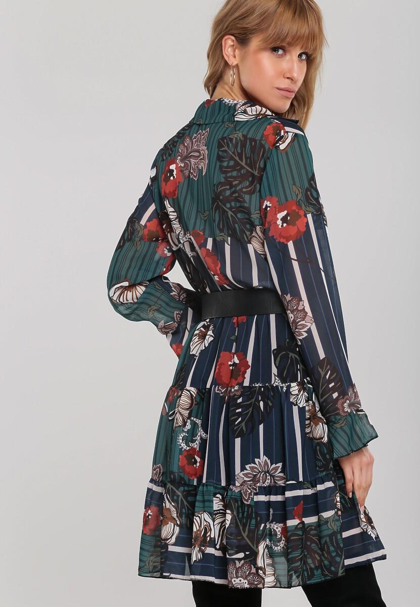 Zielona Sukienka Traci