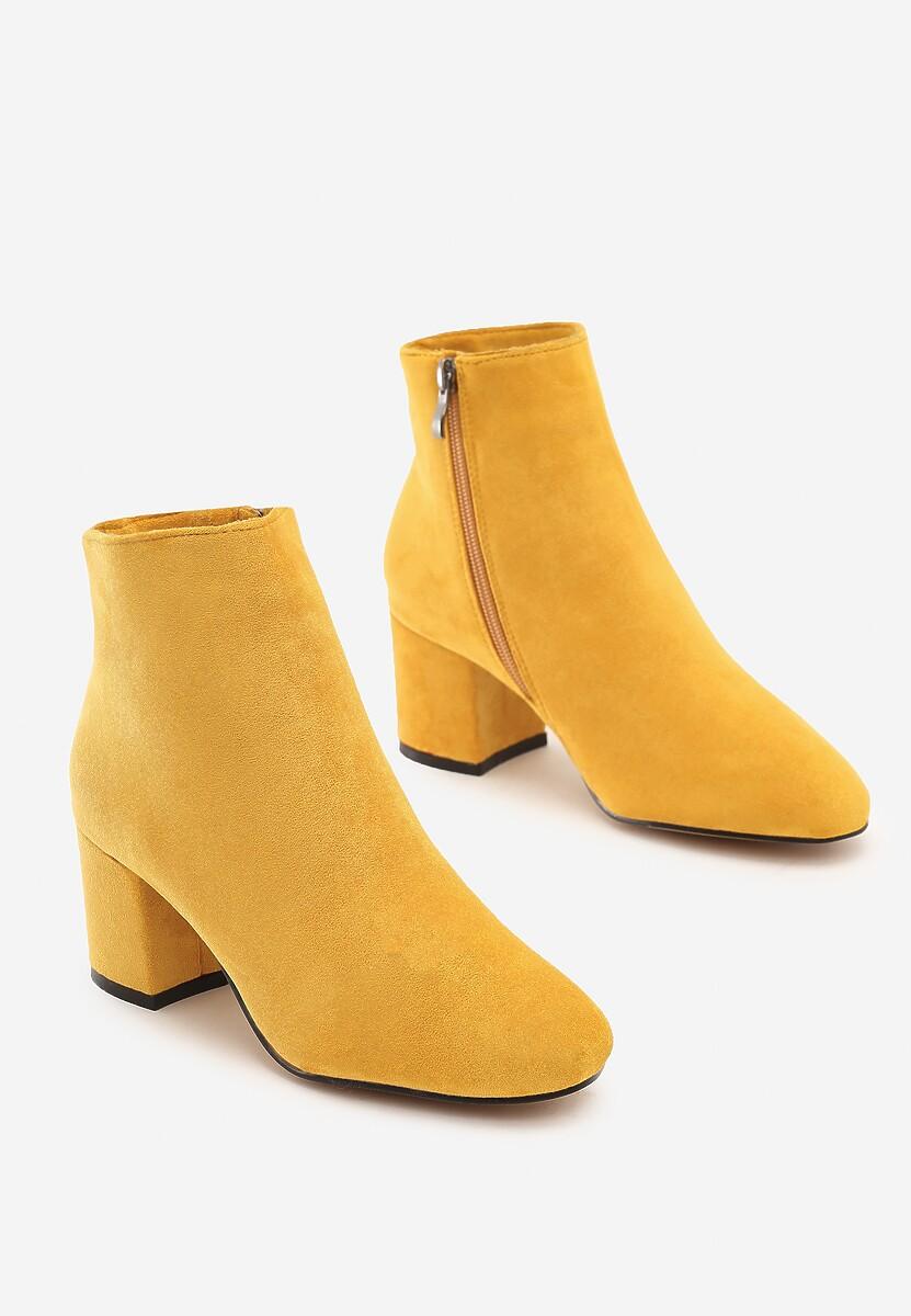 Żółte Botki Scripps