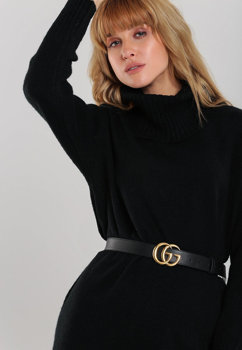Czarna Sukienka Fillmore