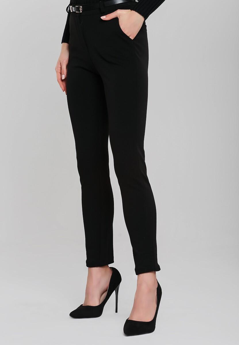 Czarne Spodnie With My Way