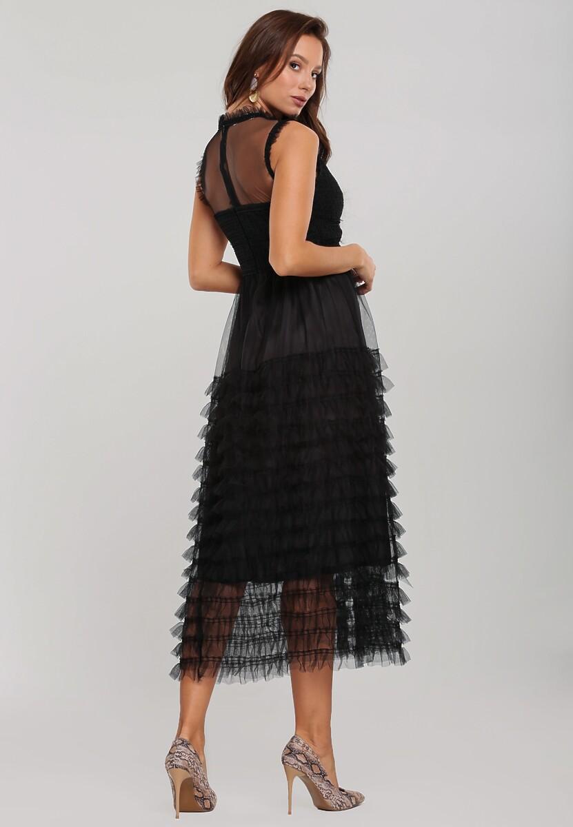 Czarna Sukienka Foxwoods