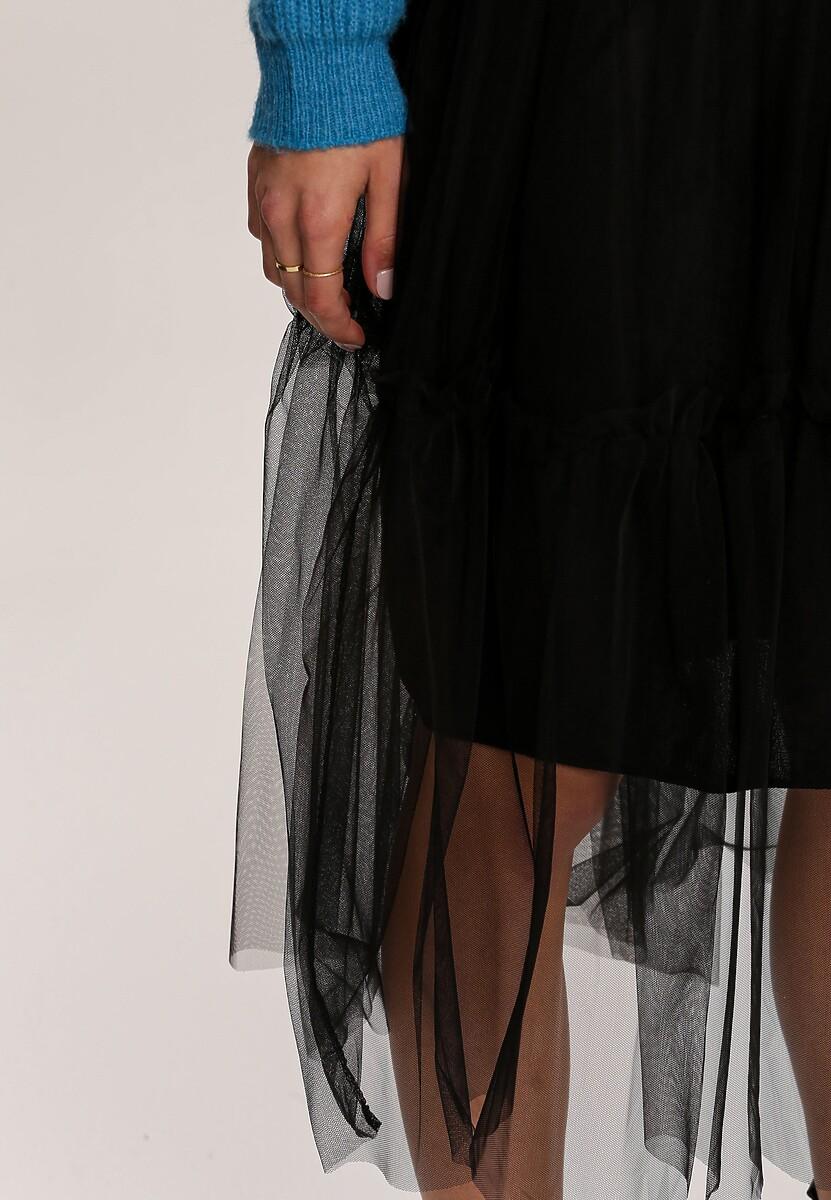 Czarna Spódnica Stan Warm
