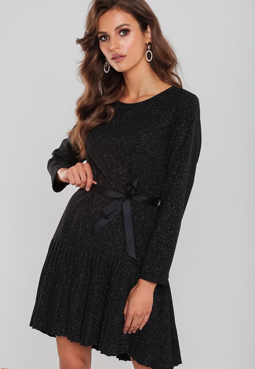 Czarna Sukienka Willert