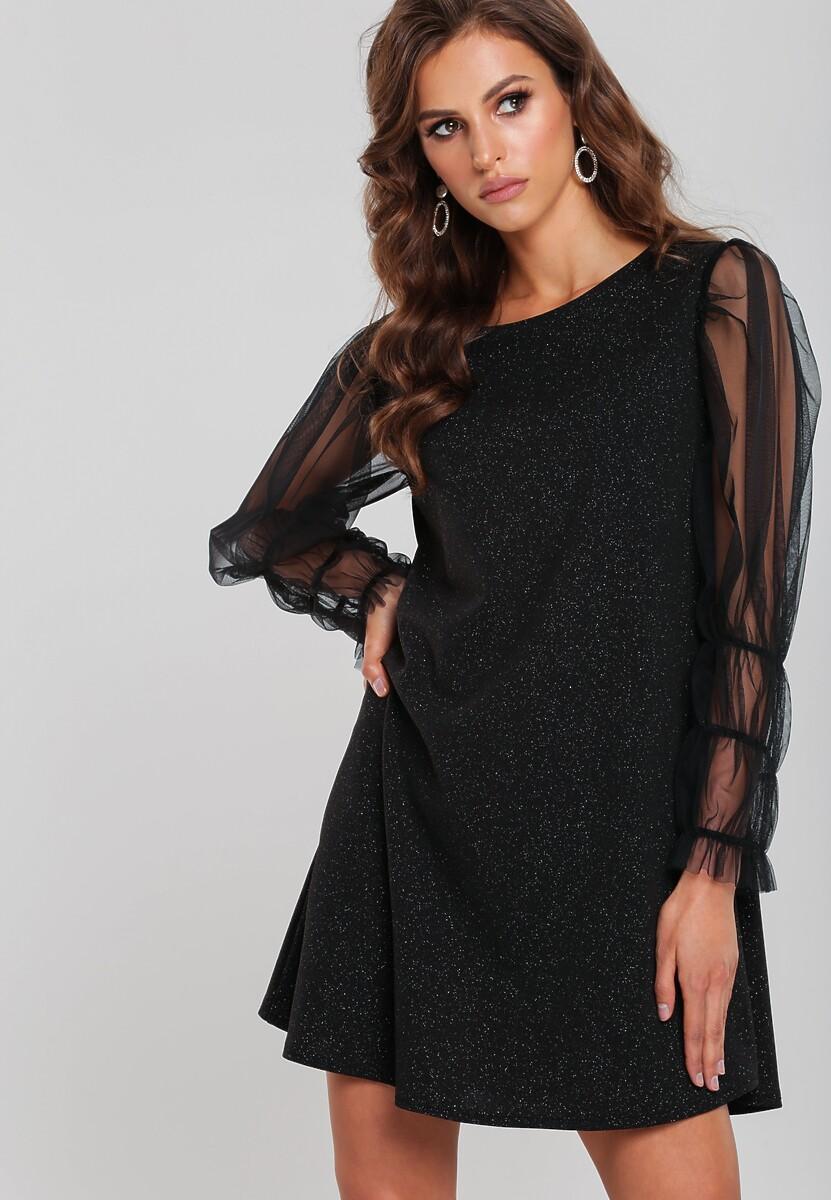 Czarna Sukienka Rillito