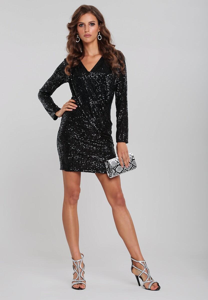 Czarna Sukienka Bartlett