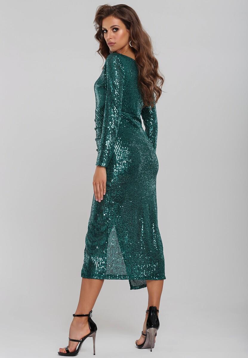 Zielona Sukienka Wilmore