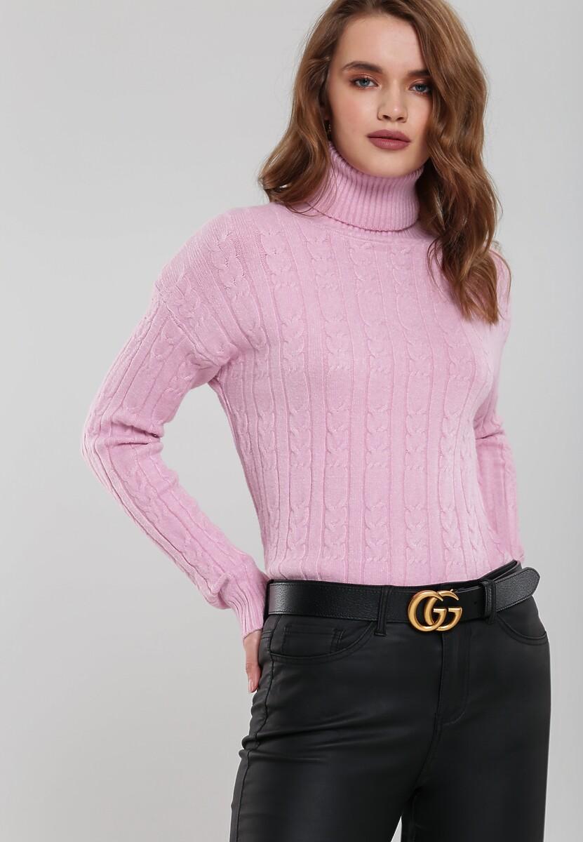 Różowy Golf Meadowlark
