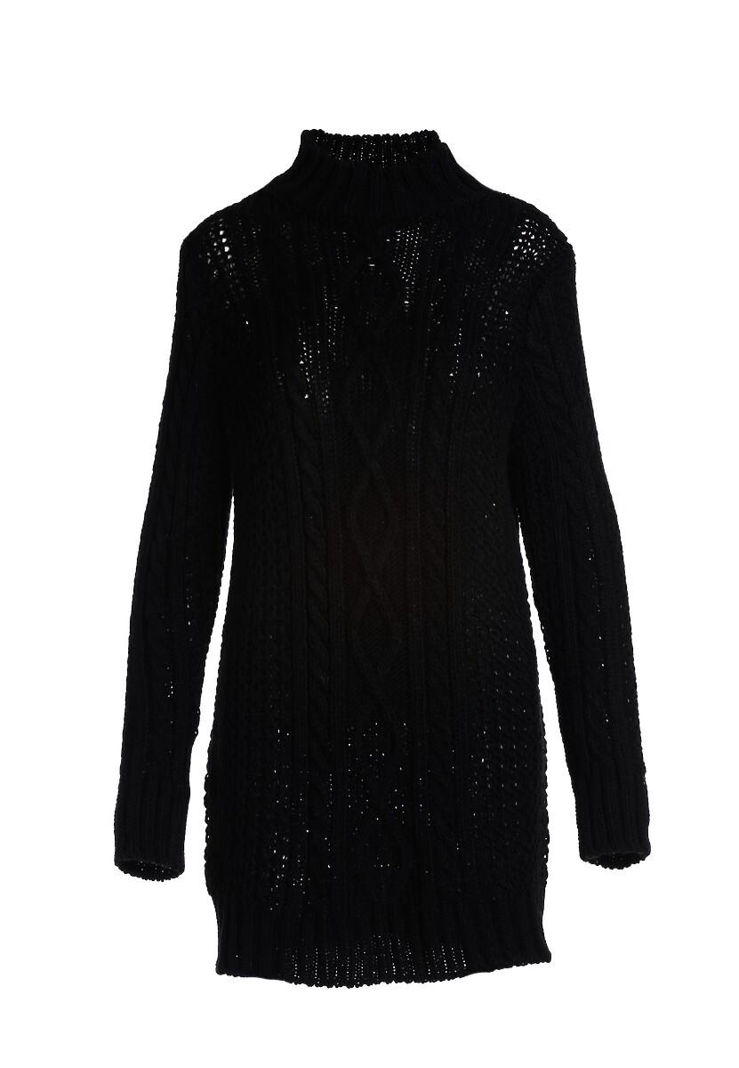 Czarna Sukienka Westside