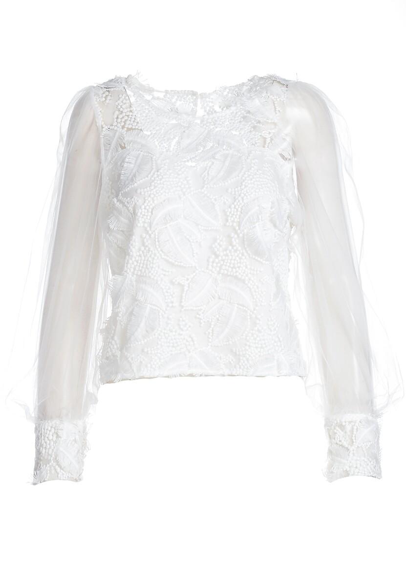 Biała Bluzka Wainwright