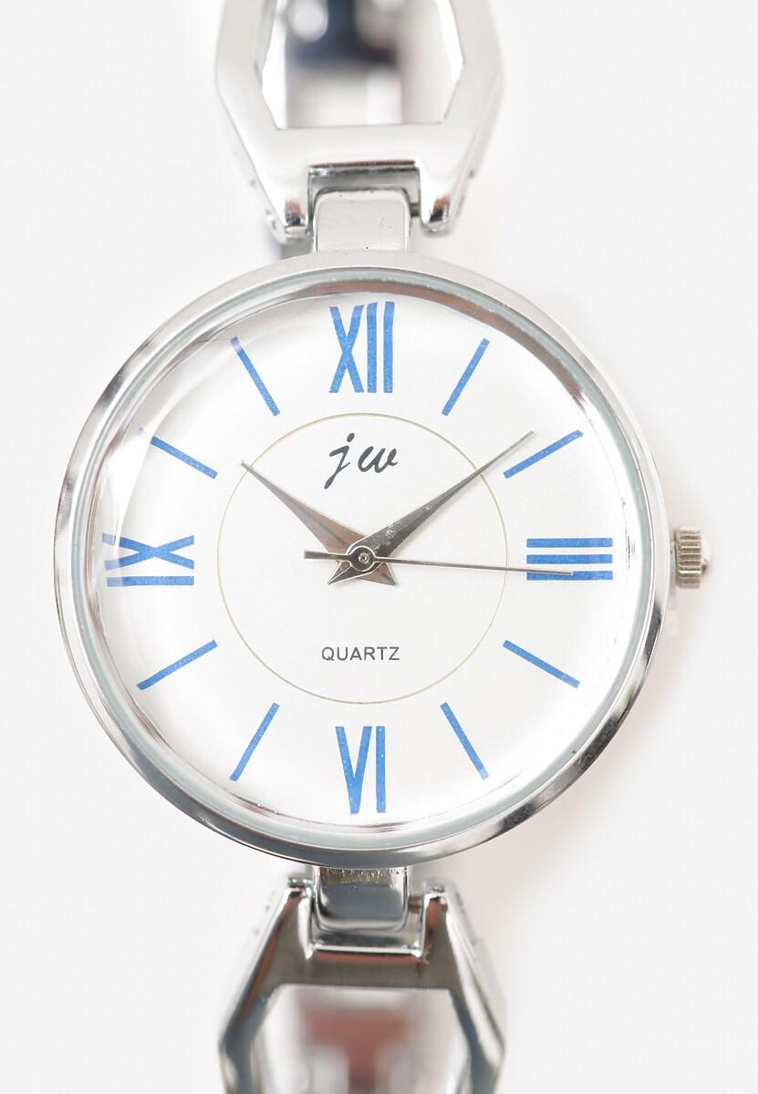 Srebrny Zegarek Zavala