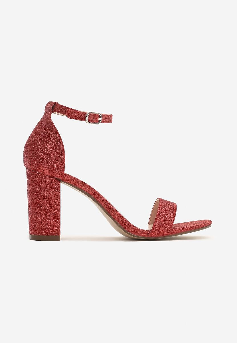 Czerwone Sandały Jardena