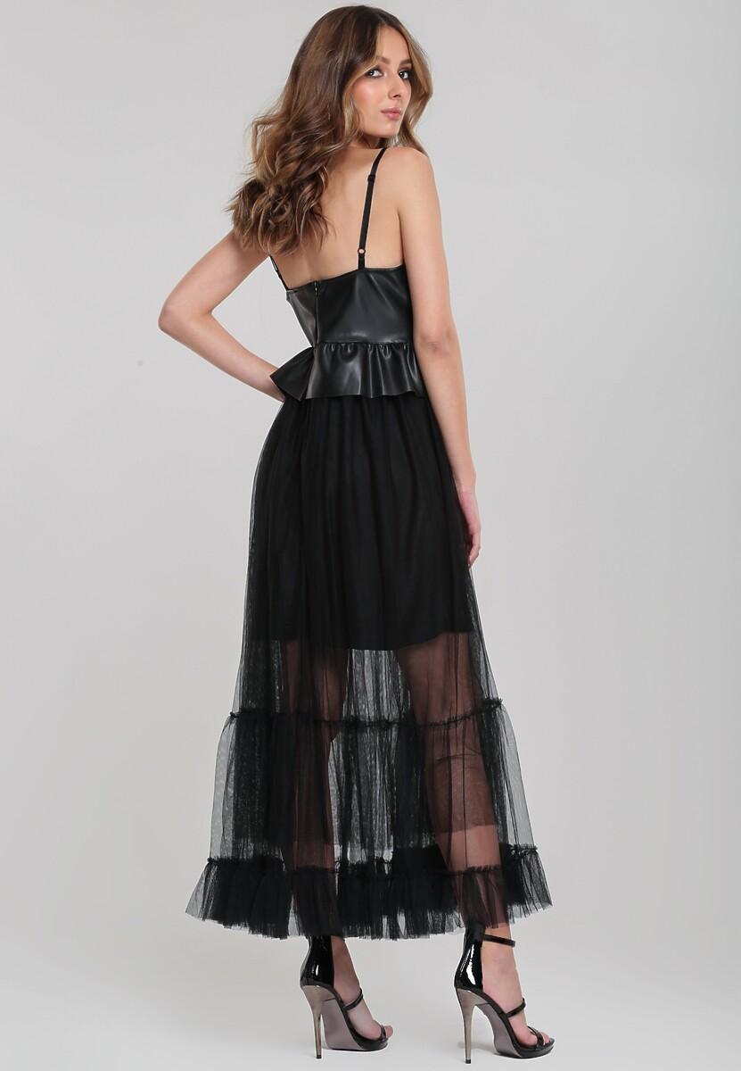 Czarna Sukienka Azra