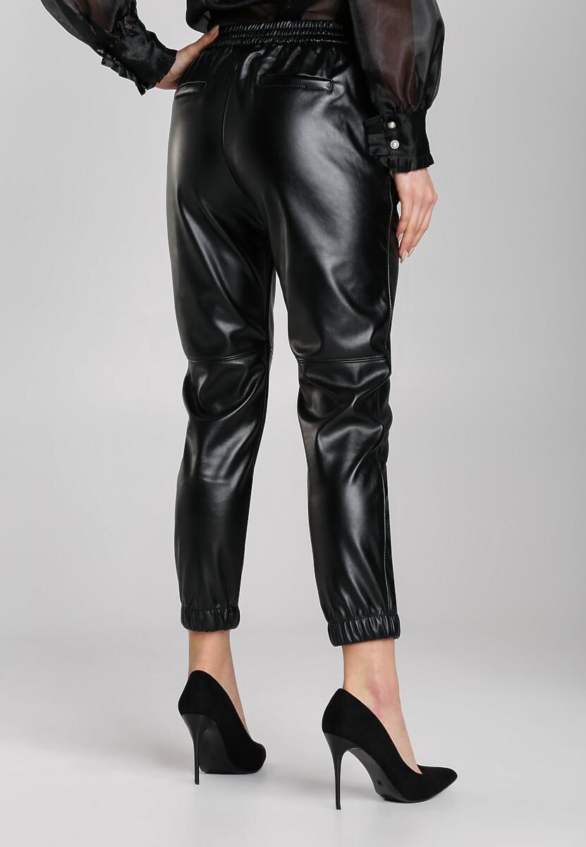 Czarne Spodnie Tamara