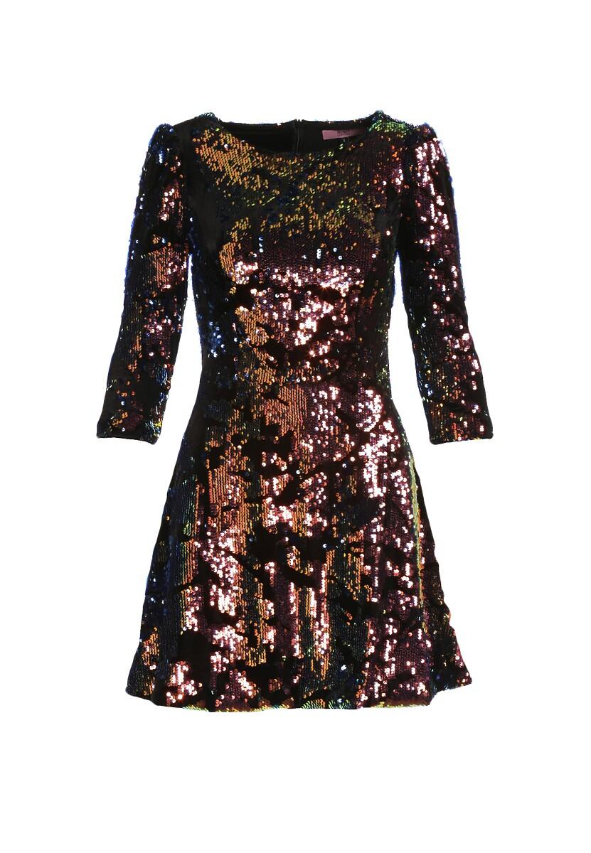 Cekinowa Sukienka Glover
