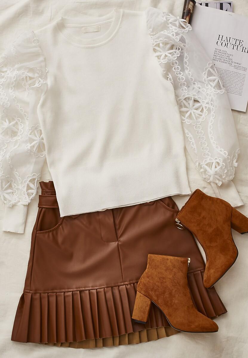Biała Bluzka Molloy Kod produktu: 111422