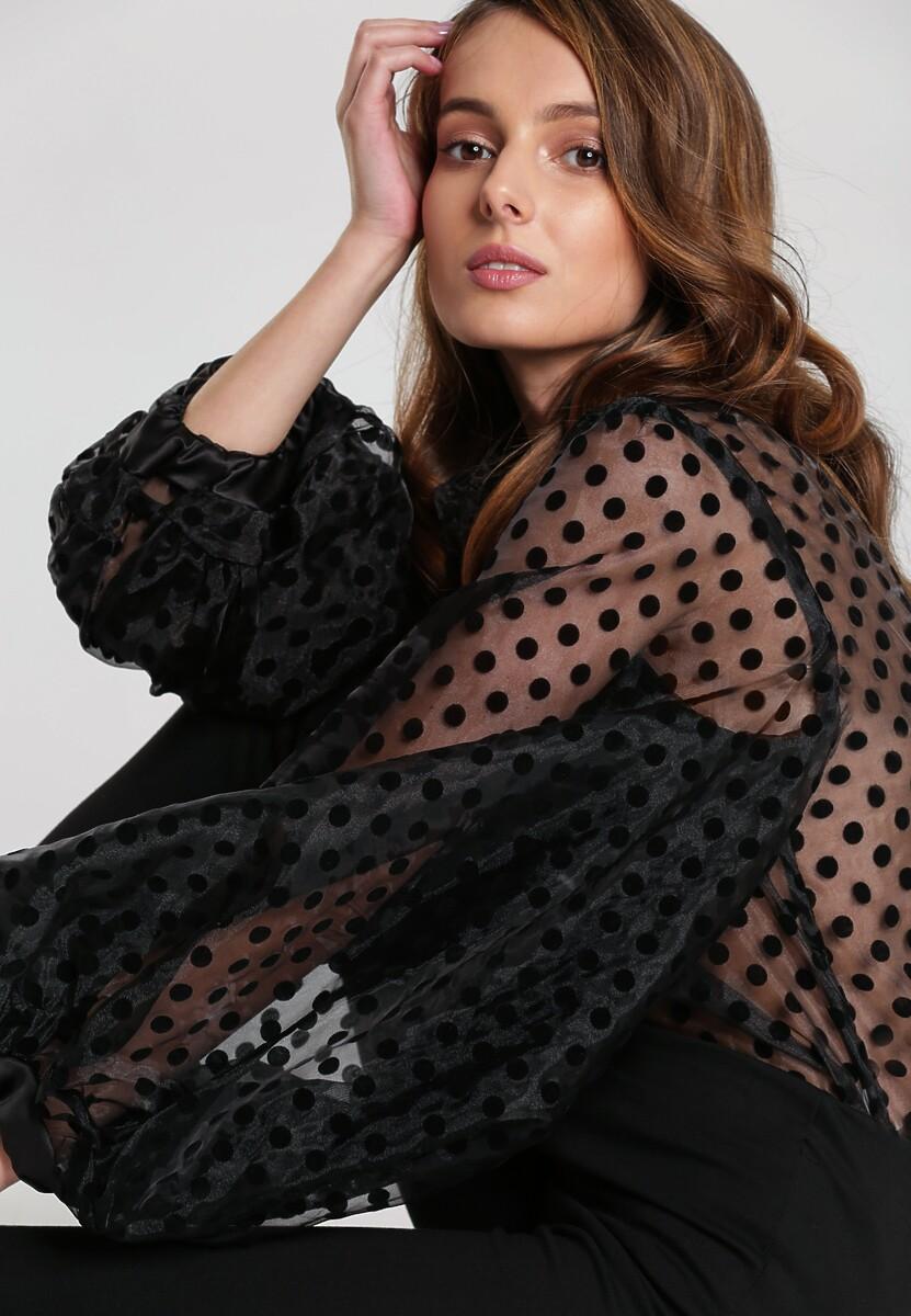 Czarna Koszula Marsha