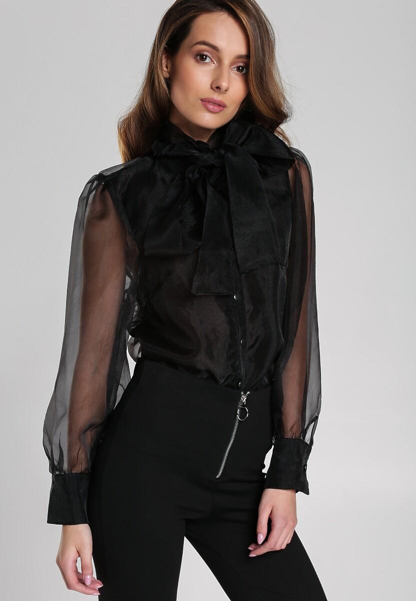 Czarna Koszula Sommer