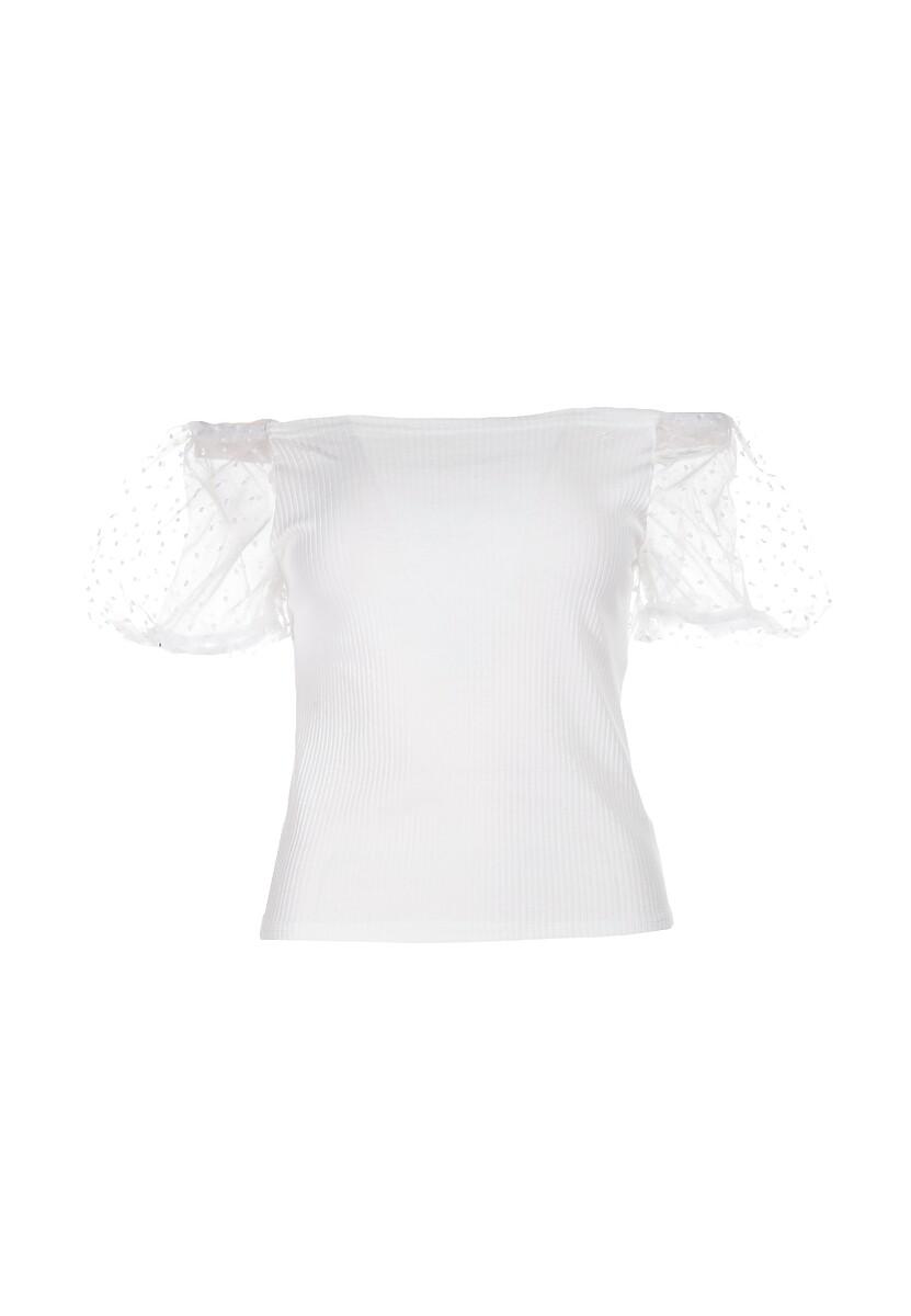 Biała Bluzka Dillon