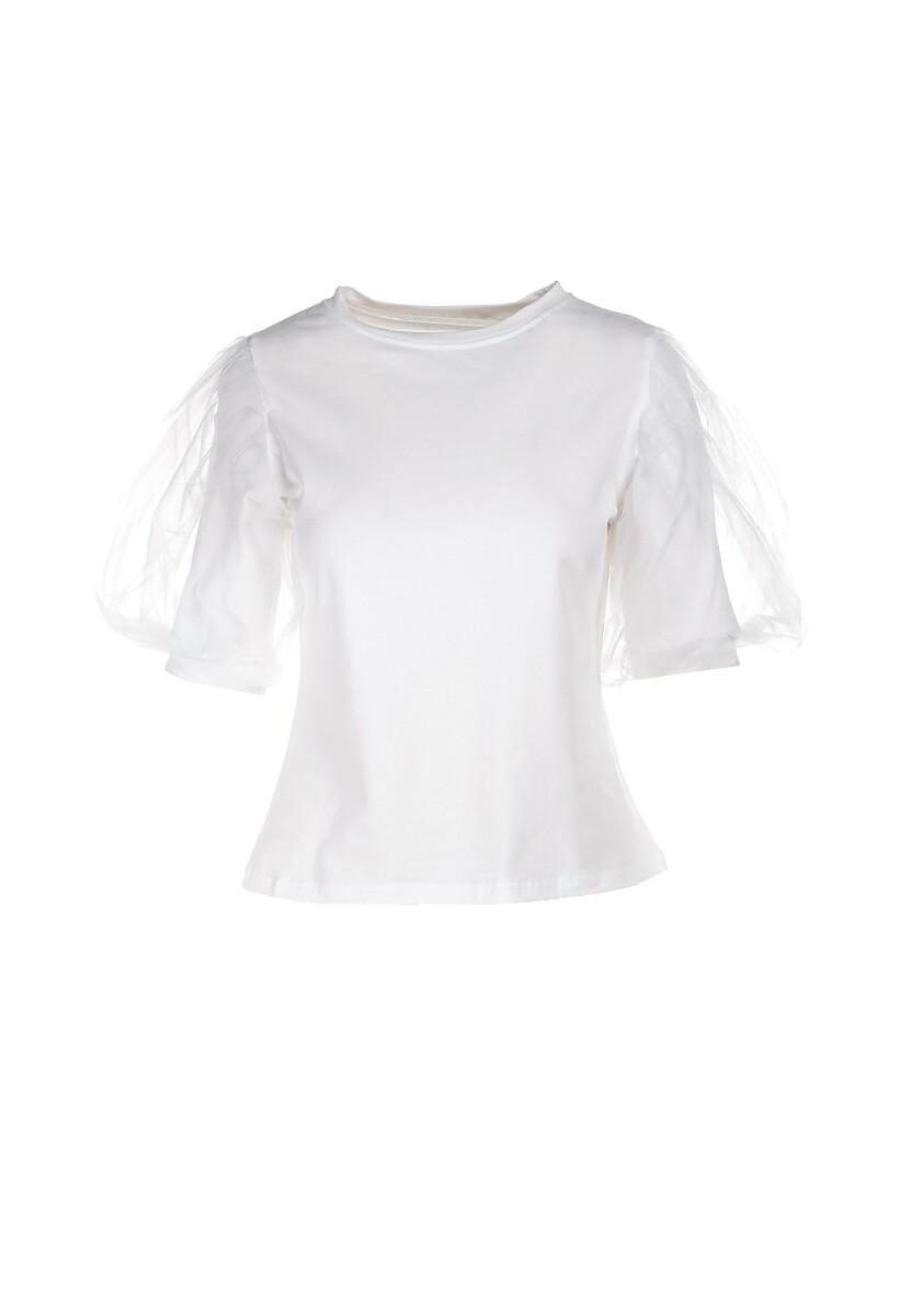 Biała Bluzka Kemp