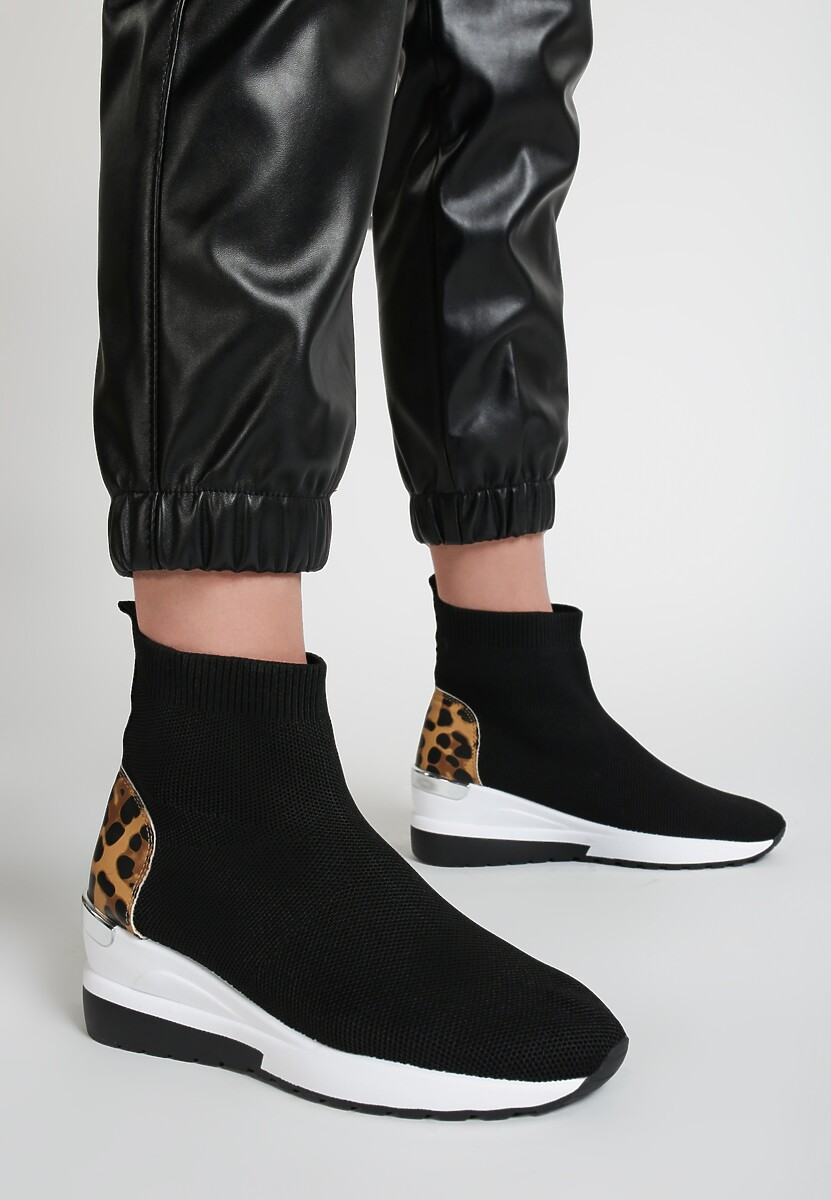 Panterkowe Sneakersy Woodard