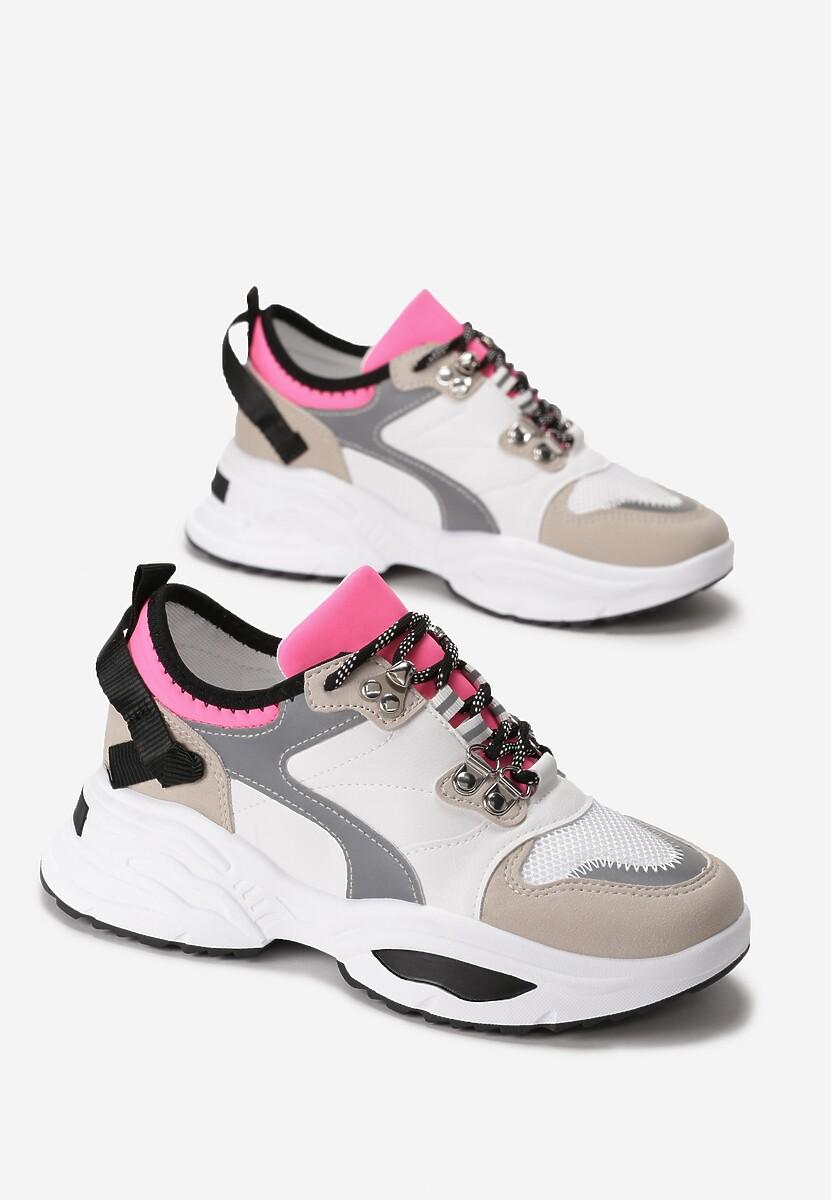 Beżowe Sneakersy Mcfarland