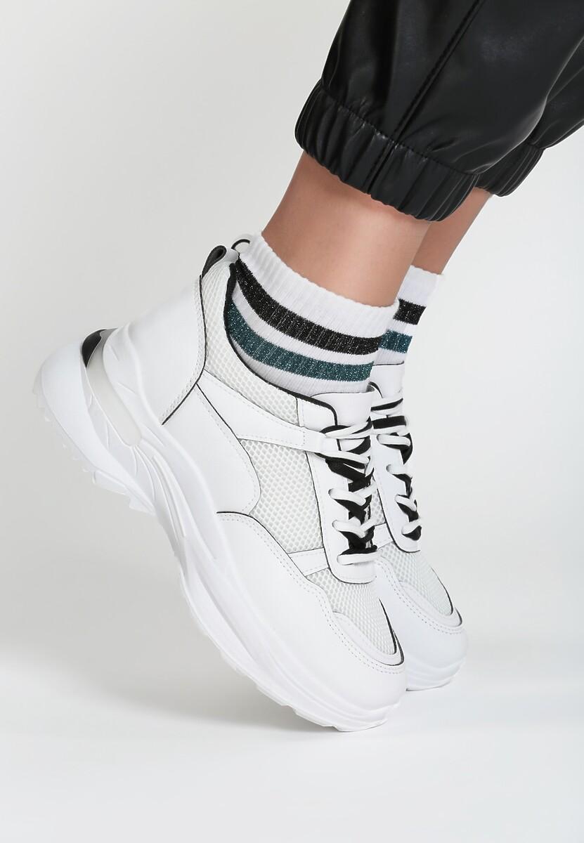 Czarne Sneakersy Malaikah